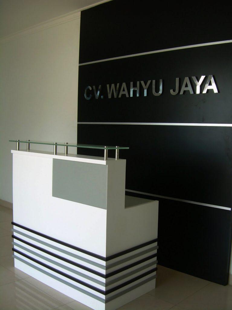 CV. WAHYU JAYA _Stainless Mirror Plate