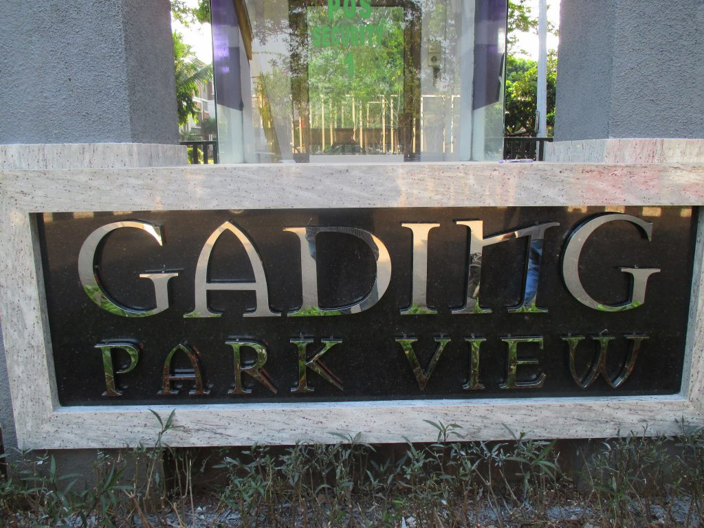 GADING PARK VIEW _SS Mirror 304