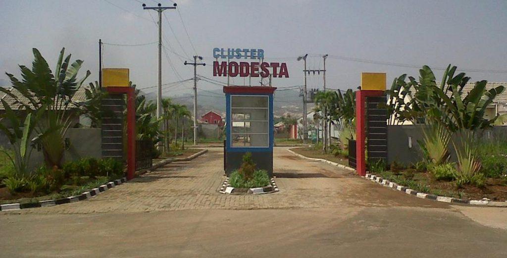 Gerbang MODESTA