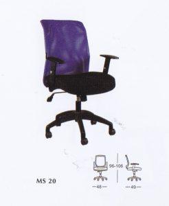 Kursi Kantor Subaru MS 20