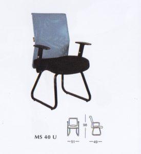 Kursi Kantor Subaru MS 40 U