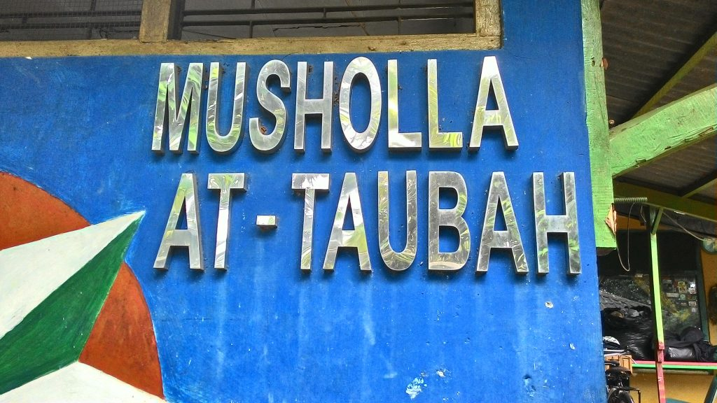 Mushola At Taubah