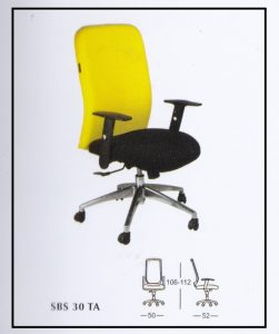Kursi Kantor Subaru SBS 30 TA