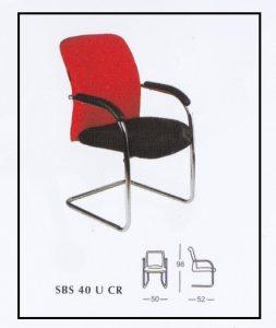 Kursi Kantor Subaru SBS 40 U CR
