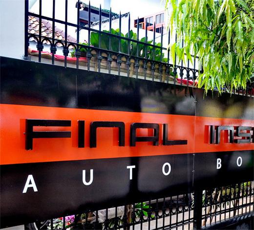Final Auto Papan Nama