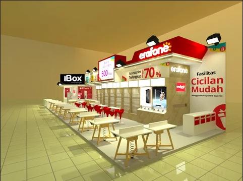 jasa pembuatan booth pameran murah