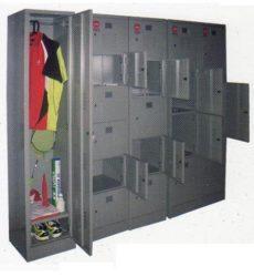 Locker 6 Pintu Daiko LD-506