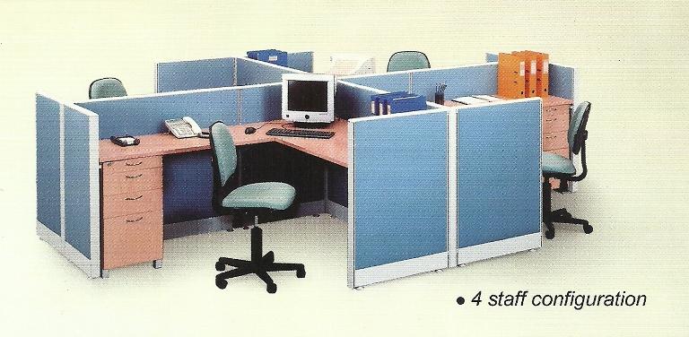 Partisi Kantor 1
