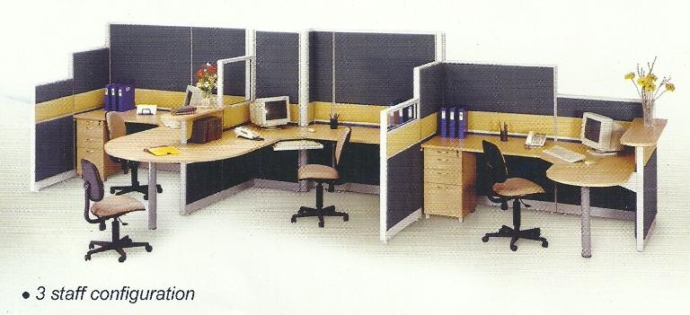 Partisi Kantor 10
