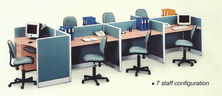 Partisi Kantor 2