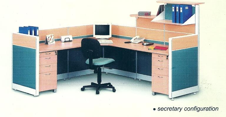 Partisi Kantor 3