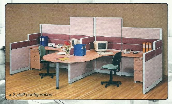 Partisi Kantor 6