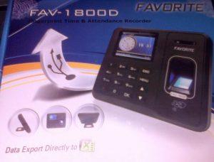 fingerprint2 Fav 1800D