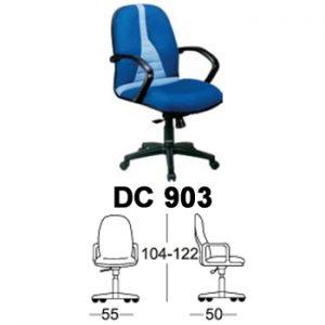 kursi direktur chairman type dc 903