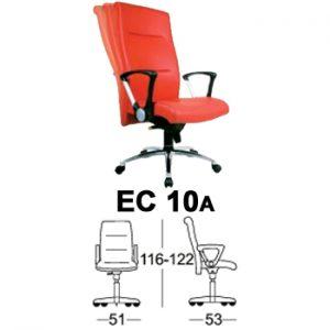 kursi eksekutif chairman type ec 10a