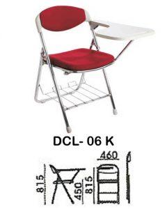 kursi kuliah indachi type dcl- 06 k