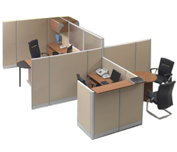 partisi kantor modera workstation 5-series workstation 6