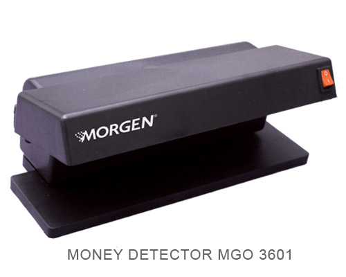 Money detector morgen