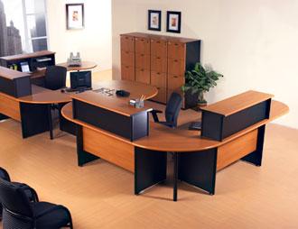 ual Meja Kantor Staff harga murah