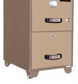 Jual filling cabinet anti api 2 laci FRC-2D