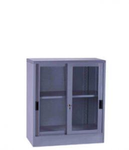 Jual Lemari Arsip pintu kaca