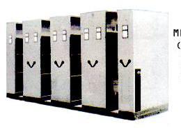 Mobile file MFB-8 BS22 (40 Comp)