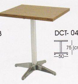 meja makan indachi DCT-04
