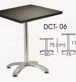 meja makan indachi DCT-06