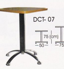meja makan indachi DCT-07