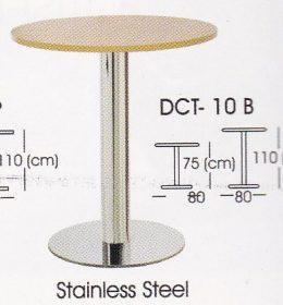 meja makan indachi DCT-10 B