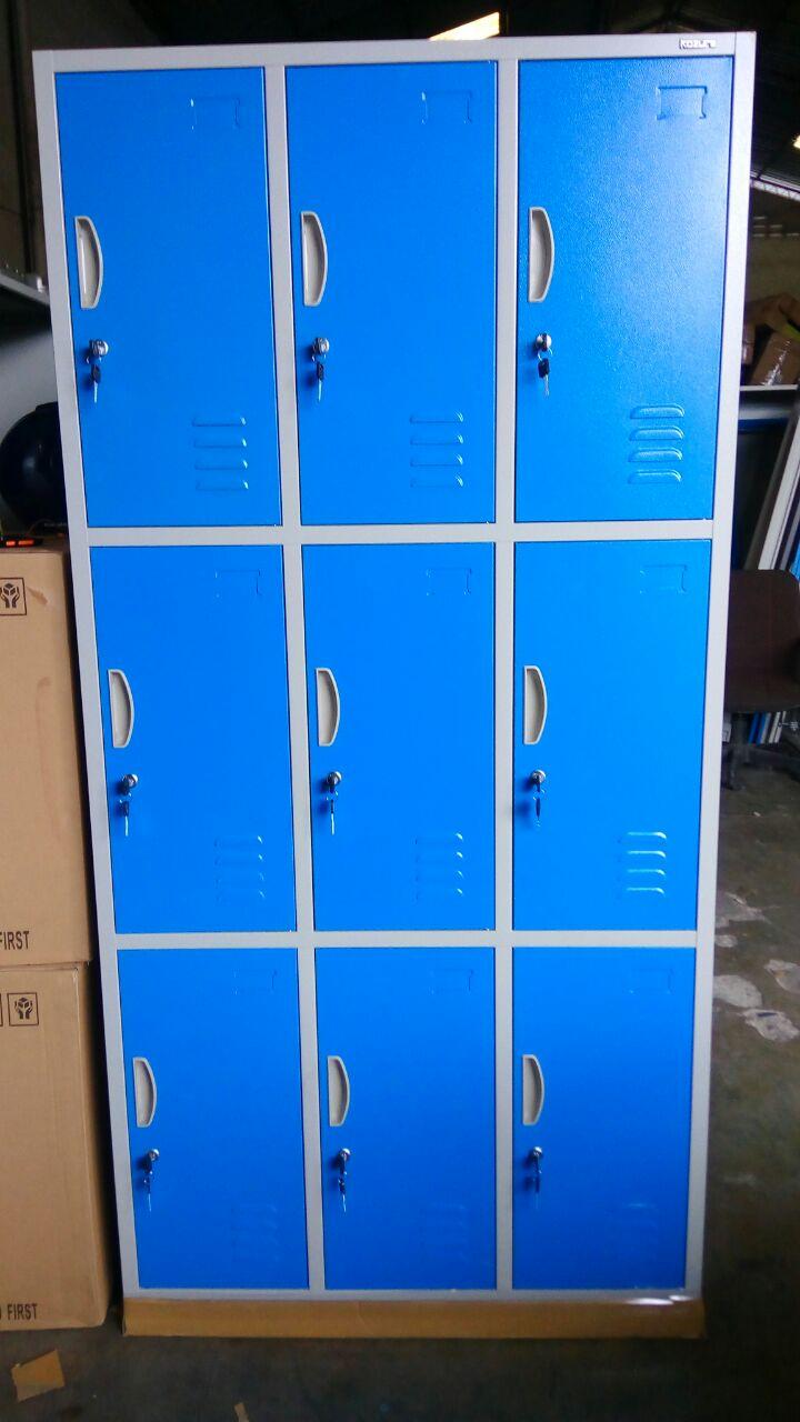 Locker Kozure 9 Pintu KL-9