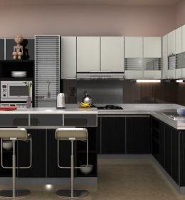 Jasa Pembuatan kitchen set di pondok cabe