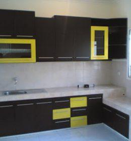 Jasa pembuatan kitchen set di BSD - Serpong