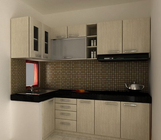 Kitchen set minimalis murah di pamulang 2