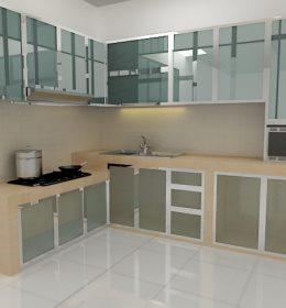 Pembuatan Kitchen set murah di cipayung