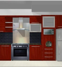 Tukang Kitchen set di pamulang