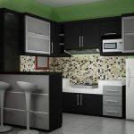 jasa pembuatan kitchen set Pamulang