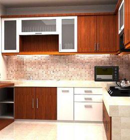 Pembuatan Kitchen Set murah di Bintaro