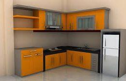 Pembuatan Kitchen Set murah di Pondok Kacang