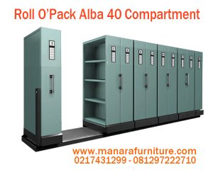 Harga Roll Opack 40 CPTS