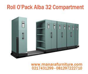 Harga Roll O'pak Alba 32 Compartment