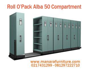 Harga Roll O'pak Alba 50 Compartment