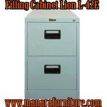 Harga filling cabinet 2 laci lion L-42E