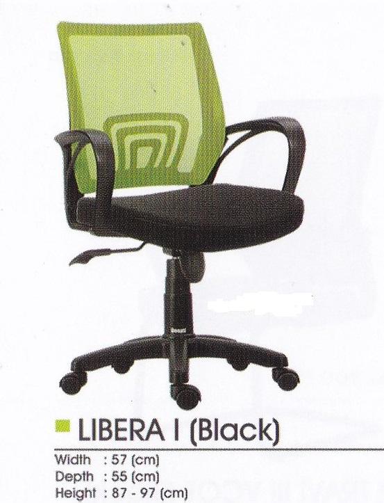 DONATI LIBERA I BLACK