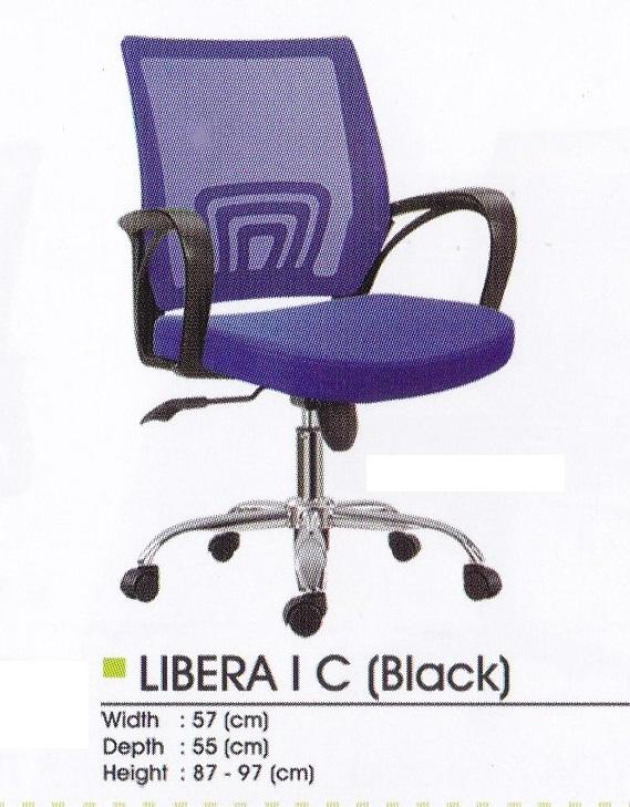 DONATI LIBERA I C BLACK