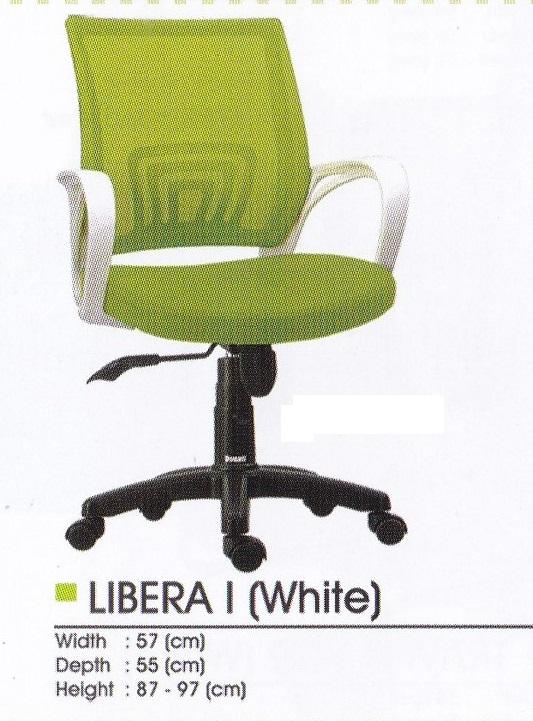 DONATI LIBERA I WHITE
