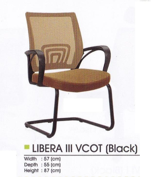 DONATI LIBERA III COT BLACK