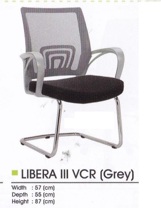 DONATI LIBERA III VCR GREY
