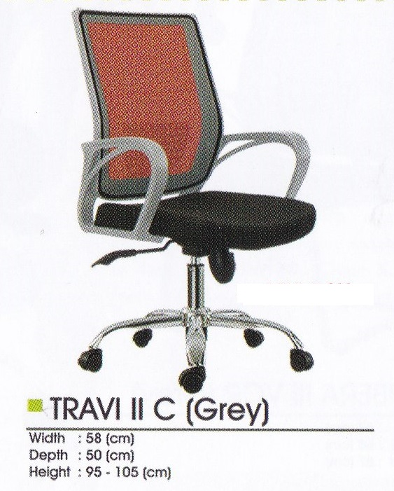 DONATI TRAVI II C GREY