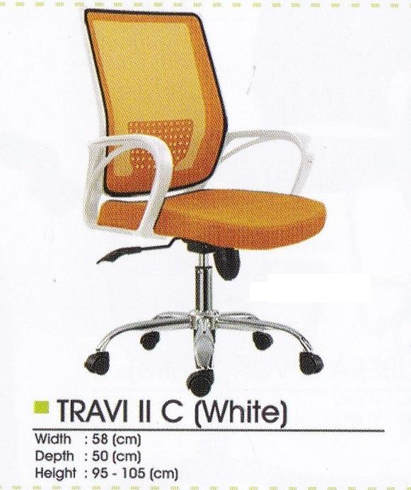 DONATI TRAVI II C WHITE